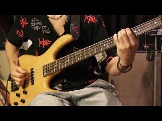 Bass Lesson - Pick tutorial - Cody Wright - Funk/Fusion (2013)