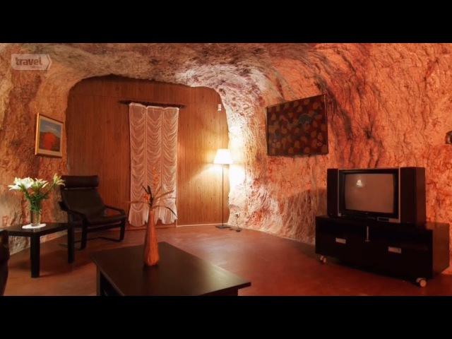 Дом на краю света 5 серия Пещеры города Кубер Педи