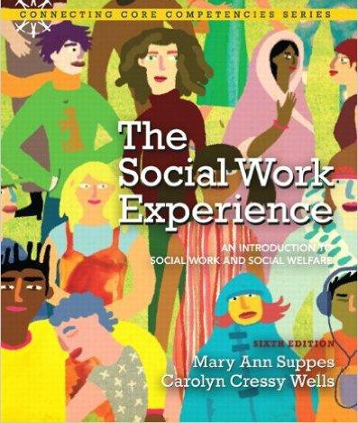 The Social Work Experience An Introduction to Social Work and Social Welfare (6th Edition)