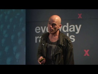 The birth of crowdfunding: Mark Kelly at TEDxBedford