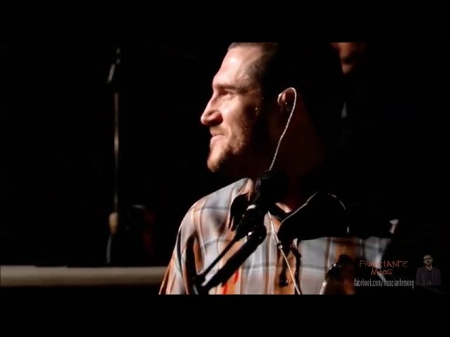 Red Hot Chili Peppers Come Together Beatles Live Abbey Road Studios 2006 HQ