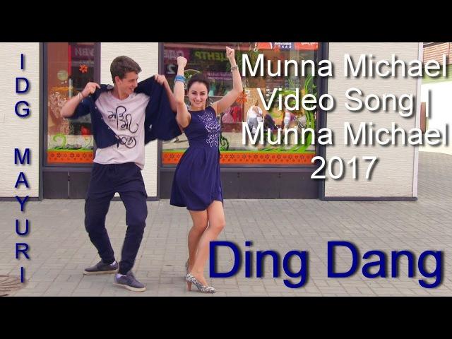 Ding Dang | Munna Michael | Indian Dance Group Mayuri | Russia, Petrozavodsk