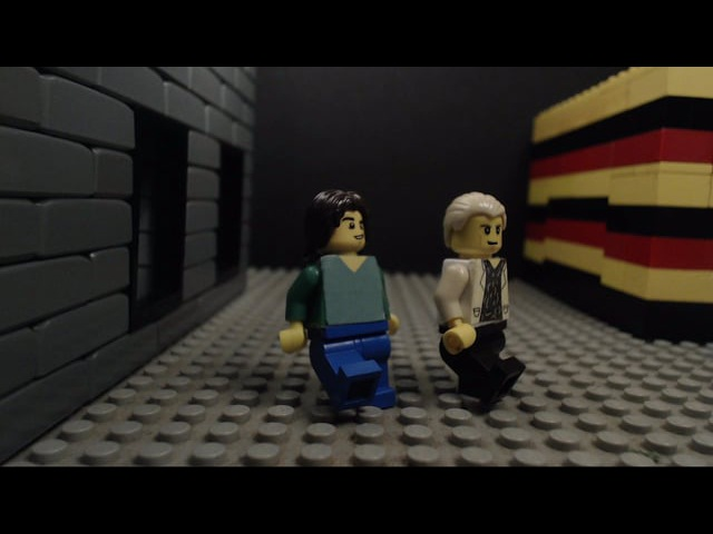 Lego David Bowie Mick Jagger - Dancing In The Street