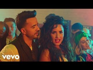 Luis Fonsi & Demi Lovato  chame La Culpa (Луис Фонси, Деми Ловато) .и