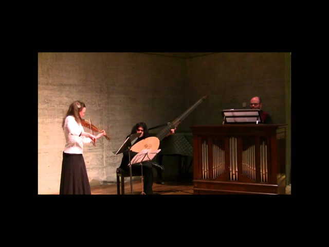 Amphion Consort plays Dario Castello's sonata seconda