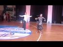 Artyom Liaskovsky Ksenia Zaputryaeva - Samba - Final Presentation, Kavala International Open 2017