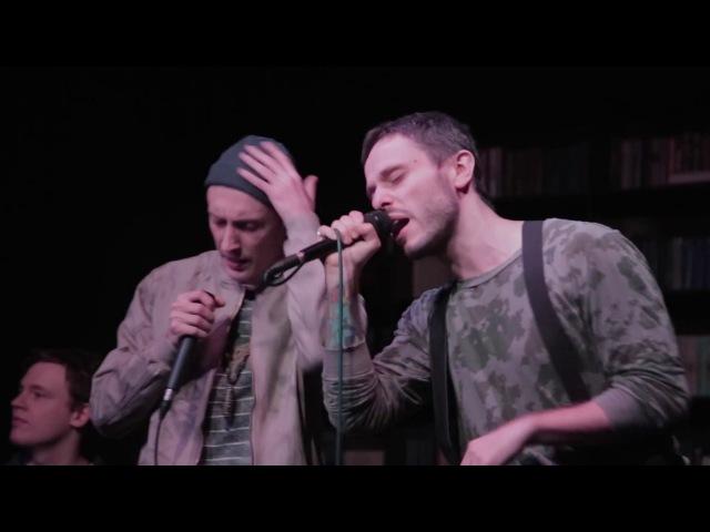 T.Check Sunsay Нити Live @ Москва, Joys Bar, 23.12.2016