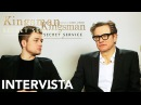 Le scene d'azione di Kingsman - Secret service   INTERVISTA [HD]   20th Century Fox