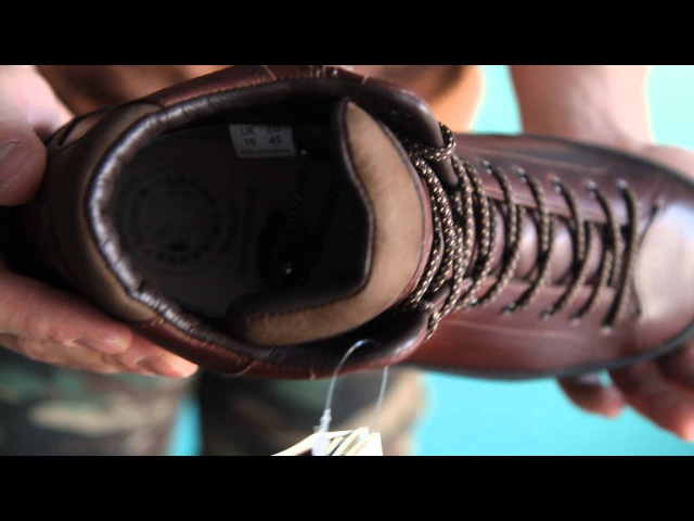 Треккинговые ботинки LOMER «Forest Mid»