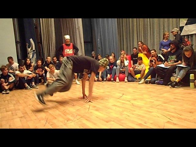 Foot Rock Fest 2017 l 1\4 l Gocha vs Krab