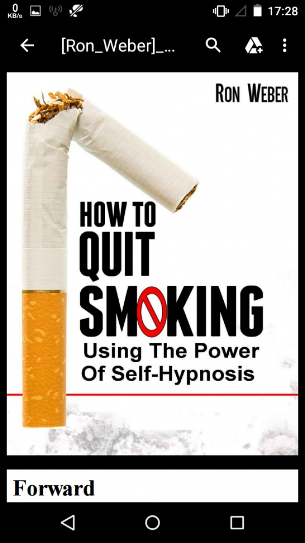 How To Quit Smoking - Using The Power of self hypnosis