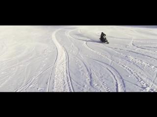 EPIC Harley-Davidson Snowbike Jump - Snow
