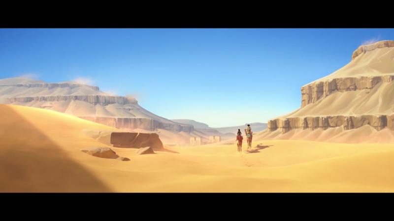 In the Valley of Gods трейлер игры 2019 TrailerOk