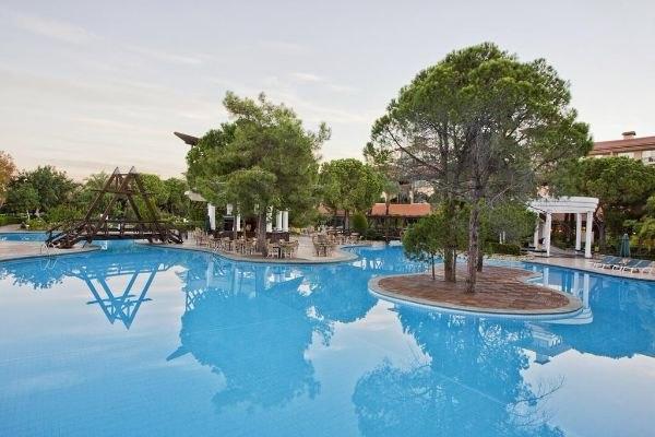 Отели Турции с подогреваемыми открытыми бассейнами, изображение №18
