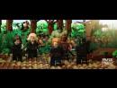 Лего трейлер фильма Мстители Война Бесконечности