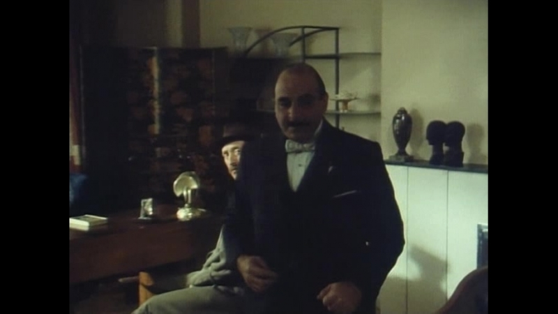 Пуаро 2 сезон 5 серия