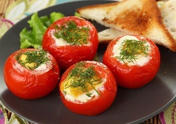 5 вкусных идей для завтрака