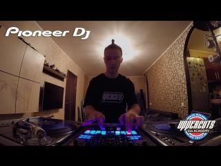 UPPERCUTS DJs Academy - DJ ROST on Pioneer DJM-S9
