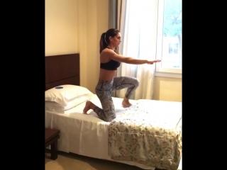 Упражнения для стройного тела