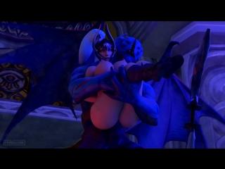 Luna vs. night stalker (dota2r34)