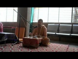 Признаки лицемерия у садхаков (6й стих Манах-шикши). , утро