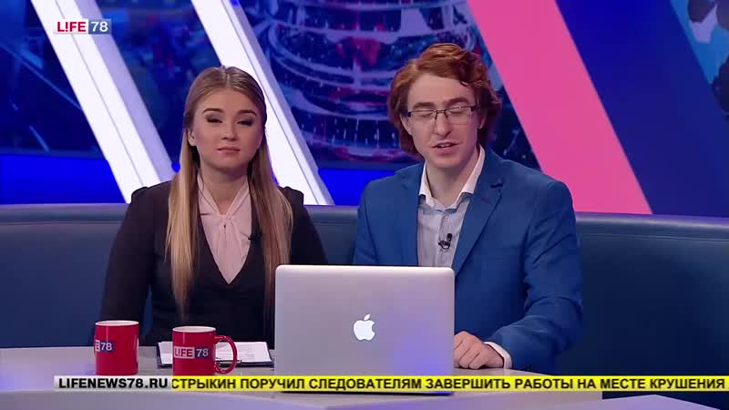 В ритмах блюза Тамара Зарицкая в эфире УТРО LIFE78