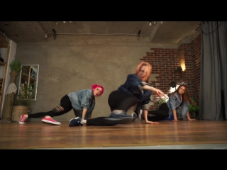 Choreo by malenkih kate  |  nicki minaj – trini dem girls (feat. lunchmoney lewis)