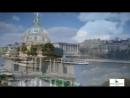 Самые красивые города мира- Париж Франция- Город Мечты - настоящий живой музей