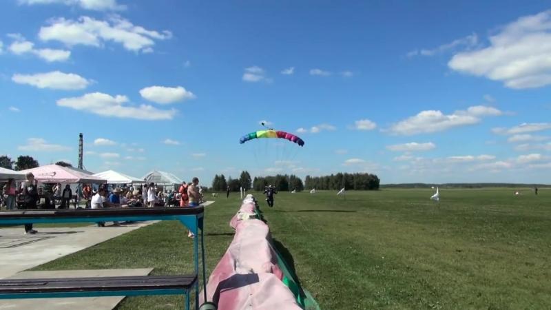 Касимово парашютисты видео рекорд мира — pic 15