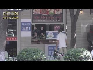 Холодильники с бесплатной водой появились в городах Ханчжоу, Шанхай и Хэфэй