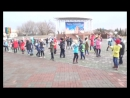 Bilge Халықаралық ақыл ой дамыту орталығының ұйымдастыруымен бір мезетте Алматы Шымкент Түркістан қалаларында флешмоб өтті