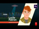 Pixel art animations with Lucile Patron live 1 3