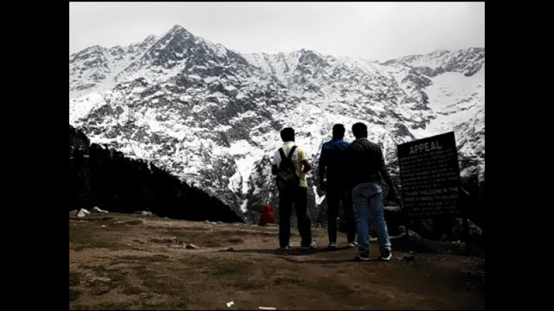 Triund Hill Trek Part 1 McLeod Ganj Dhramshala Himichal Pradesh India