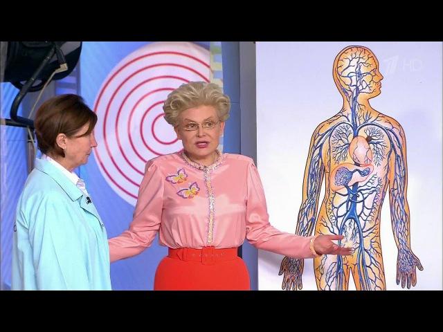 Тромбоэмболия легочной артерии Жить здорово 28 11 2016
