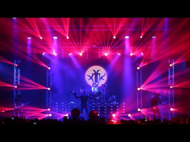 The MATRIXX – Инцептионус (Екатеринбург, Teleclub, 8 октября 2016)