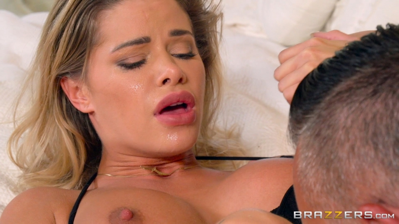 Jessa Rhodes ( In The Lap Of Luxury) 2017, Big Tits Worship, Blonde, Burglar, Domination, Anal Sex, HD