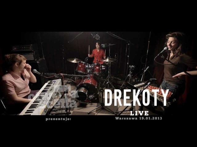 DREKOTY Za otwARTa scena Live