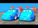 IronMan Mack Truck Thor Finn McMissile McQueen Smash Time For Kids Game