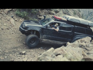 OPTIMA Expedition -  Toyota Trucks on the Morrison Jeep Trail
