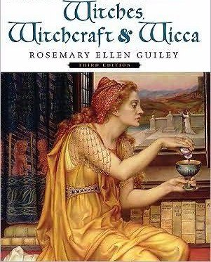 The Encyclopedia of Witches- Witchcraft and Wicca