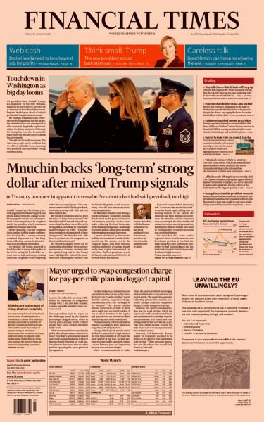 Financial Times UK January 20 2017p FreeMags