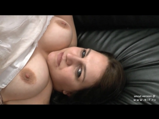 Amateur chubby french brunette analyzed fisted n cum 2 mouth