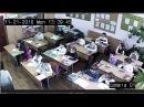 Взлом камеры в Крымской школе дед Максим, Пистолетов, Зеленый слоник, гимн Укра