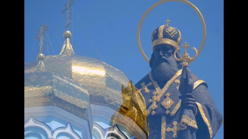 Олег Королев вместе с жителями и гостями региона почтил память Тихона Задонского олегкоролев липецкаяобласть