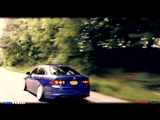 Honda accord 7- acura tsx stance (low) overview