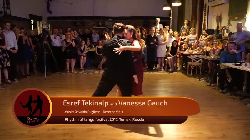 Esref Tekinalp and Vanessa Gauch 2 4 RTF2017 Tomsk