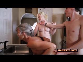 Leilani lei, fifi foxx [all sex, incest, mother-son-daughter, new porn]