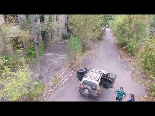 Поліське з висоти, Чорнобильська зона, вересень 2016 (частина 1)