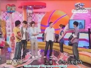 [29 Jun 2007] Rainie's Love 100% - WWL Cast 2/5 (eng subs)