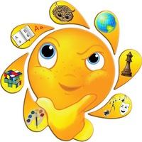 """Логотип Детский развивающий клуб """"Мыслитель"""""""